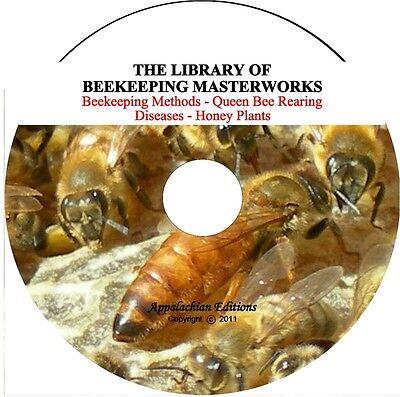 Beekeeping Master Works Queen Bee Rearing Modern Classic Methodsbee Diseases