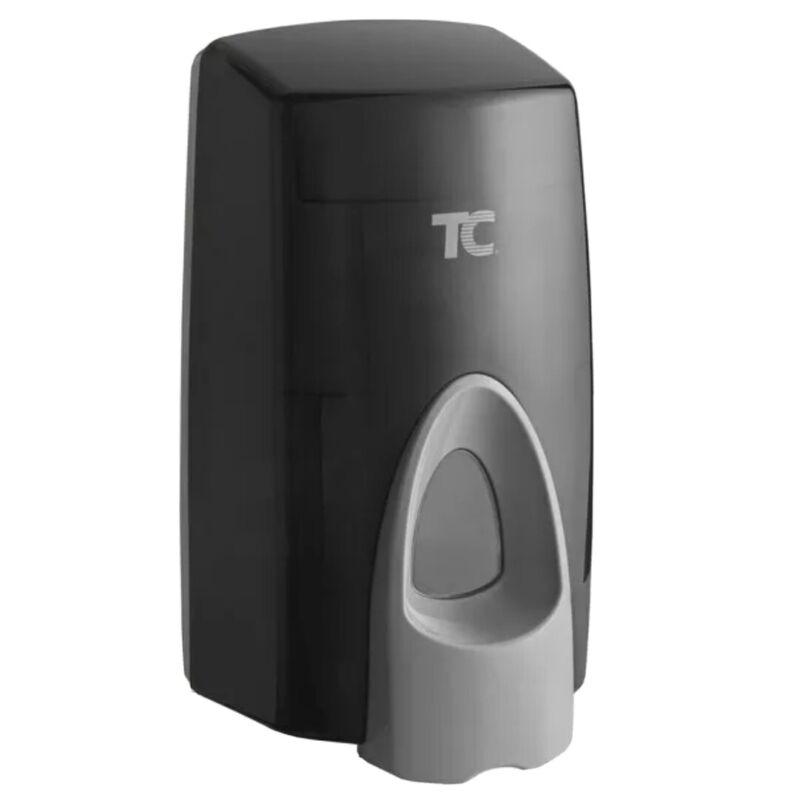 TC Enriched Foam Soap Dispenser Wall Mount 800ml Black Stock # 450034