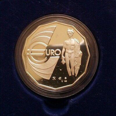 Silbermuenze slowakei von 2002