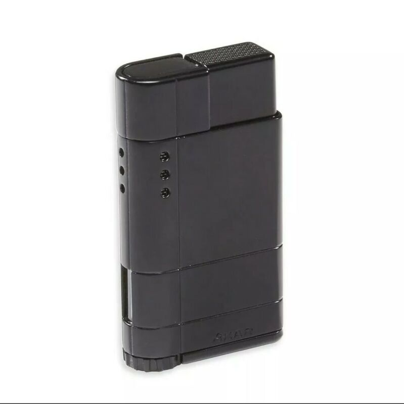 Xikar Cirro High Altitude Lighter - Black - New