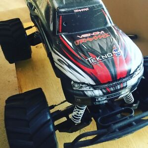 Traxxas stampede 4x4 Vxl great Rc truck