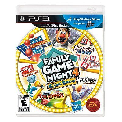 Familienspiel Nacht 4 The Game Show PS3 Neu Versiegelt (Spiel Nacht Ps3)