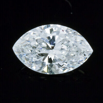 .28 carat GIA Certified E VS2 Colorless Marquise Cut Loose Diamond 1/4 ct Marquise Vs2 Loose Diamonds