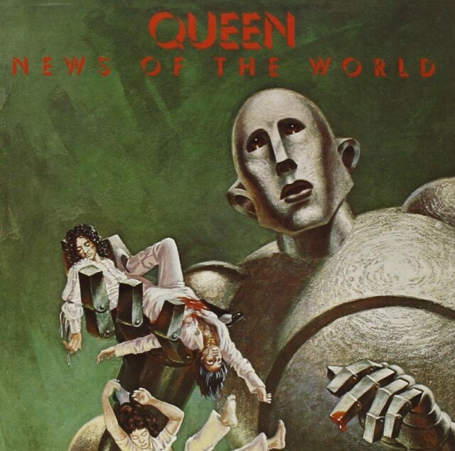 QUEEN News Of The World 2 x CD DELUXE EDITION 2011 Remastered NEW & SEALED