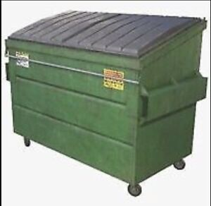 Looking for used dumpster