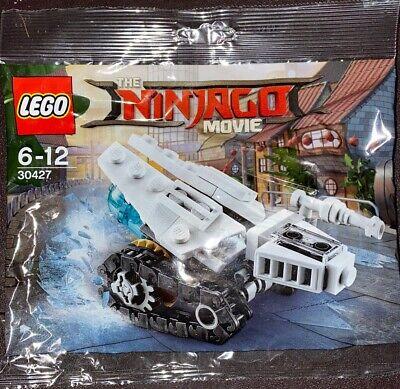 LEGO 30427 The Ninjago Movie Ice Tank Polybag Brand New Sealed