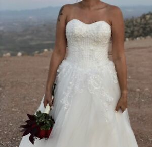 Robe de Mariée en Parfait état* Aubaine