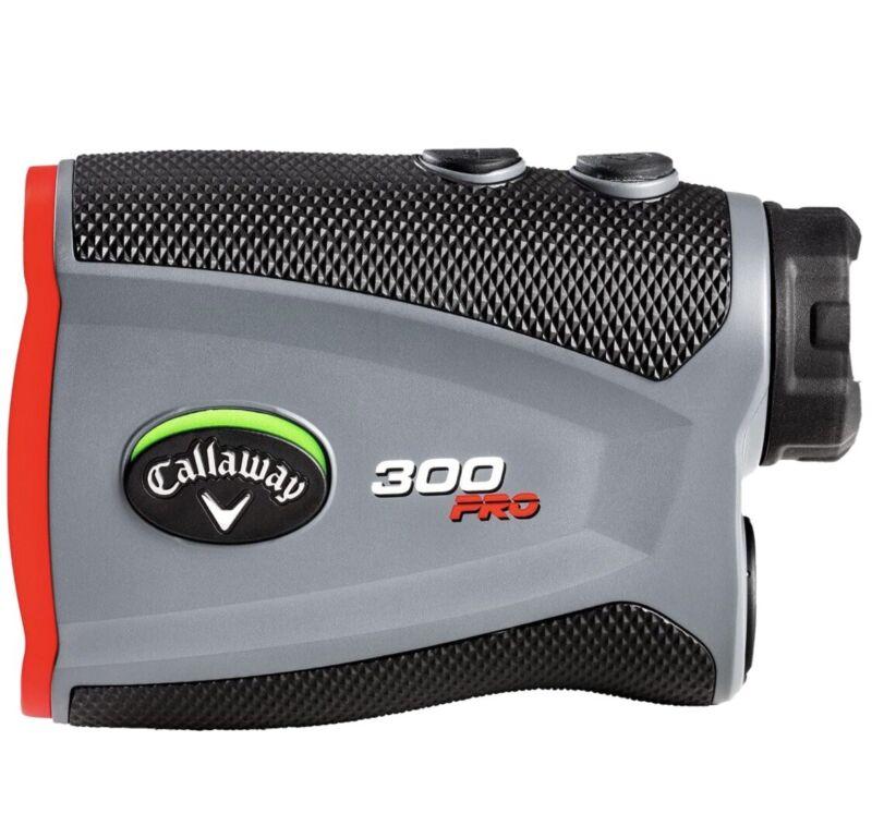 Callaway EZ Laser Rangefinder 300 Pro Laser Rangefinder with Slope Measurement