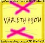 VARIETY 4 YOU