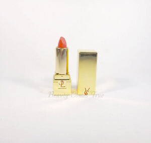 YSL Rouge Pur Couture Shade 01 LE ROUGE - BLOOD RED *NEW*