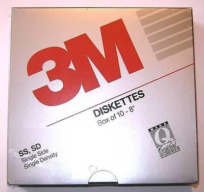 """Разное 3M 8"""" 8'' floppy disk"""