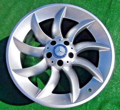 Set 4 Perfect Genuine Original OEM Factory AMG Mercedes-Benz McLaren SLR WHEELS