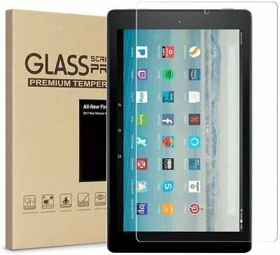 For Amazon Fire 7 / Amazon Fire HD 8 Tablet Tempered Glass Screen Protector Computers/Tablets & Networking