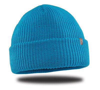 fe4339ccd9c 2019 NWOT ThirtyTwo 32 Snowboard Basixx Beanie Hat Blue pr125