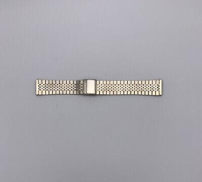 Vintage Stainless Steel Watch Bracelet