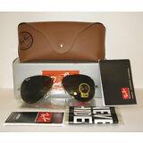 "Ray-Ban Unisex ""Aviator"" Classic Sunglasses/ RB3025/ L0205 Green G15 Lens 58 mm"