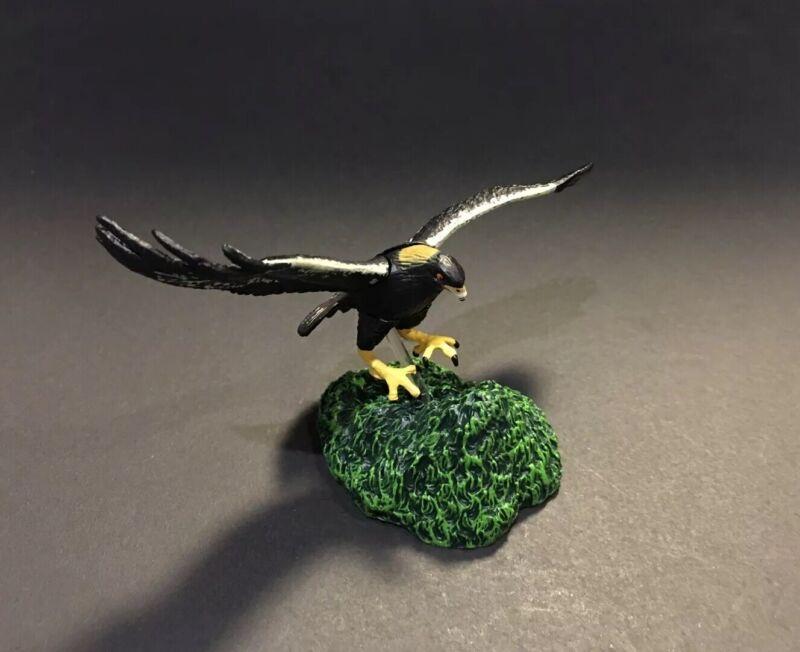 RARE Epoch ( Like Kaiyodo Takara ) Golden Eagle Hawk Raptor Bird Figure