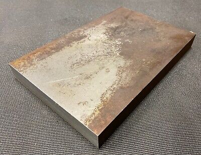 1 Thickness 1018 Cold Finished Steel Flat Bar - 1 X 6 X 9.25 Length