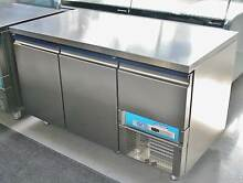 ISA Stainless Steel Underbar Fridge East Melbourne Melbourne City Preview