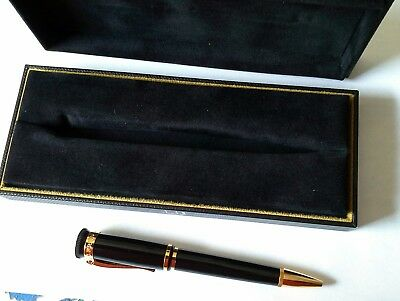 DUNHILL Sentryman ballpoint pen. NEW with certificate of authenticity, USD $359