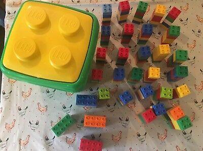 - lego duplo basic bricks 160 Pieces
