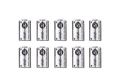 ND TACKLE 10 X CR2 Batteries 3V Lithium Battery for K9s/R9s/Th9s Bite Alarm