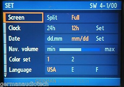 BMW MK4 ///M FIRMWARE UPDATE CD for DVD NAVIGATION COMPUTER E46 M3