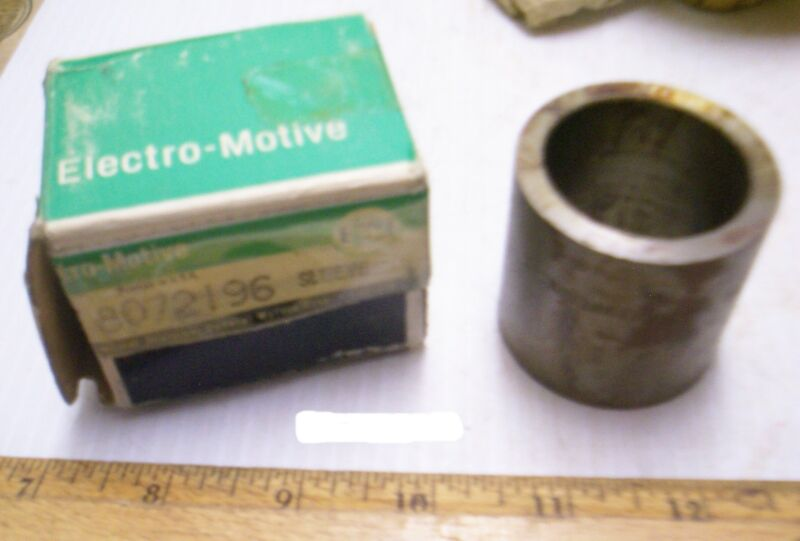 Electro-Motive Diesel - Spacer Sleeve - P/N: 8072196 (NOS)