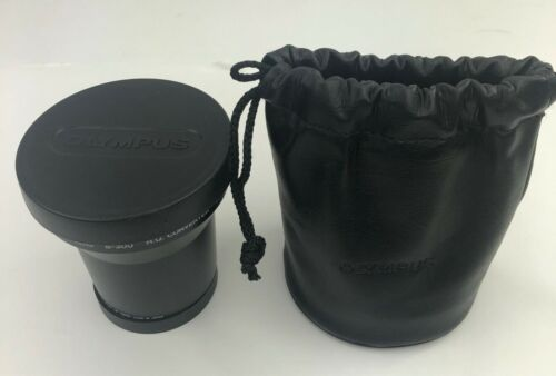 Olympus IS/L Lens B-300 H.Q. Converter 1.7x With Pouch WORKS