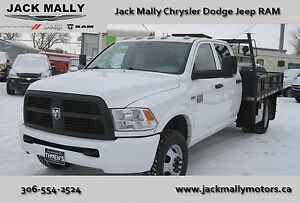 2012 Ram 3500 HD Chassis