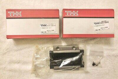 Thk Linear Guide Bearing Shs25c1ss Gk Block - Set Of Two