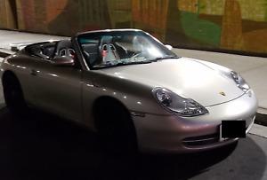 Porsche 911 Convertible 1999
