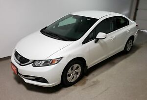 2013 Honda Civic LX | Heated Seats - Just arrived