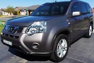 2012 Nissan X-trail Wagon Aberglasslyn Maitland Area Preview