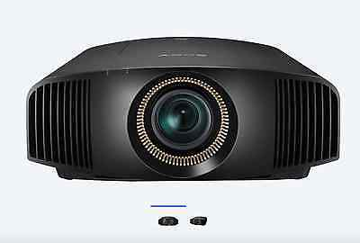 Sony 4K HDR Movie Projector - VW665ES - Native 4096 x 2160 Ultra HD Cinema 3D