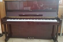 Yamaha U1F piano - much sought after Rosewood finish Pullenvale Brisbane North West Preview