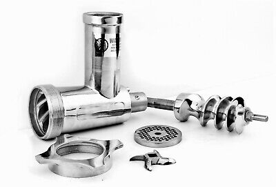 Atosa Ppmg12 Meat Grinder Attachment For Mixers Fits 12 Hub Most 20 To 60 Qt