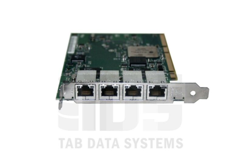Netapp X1047-R5 Intel Gigabit 1000 4 port Ethernet NIC Card C84206-001 106-00071