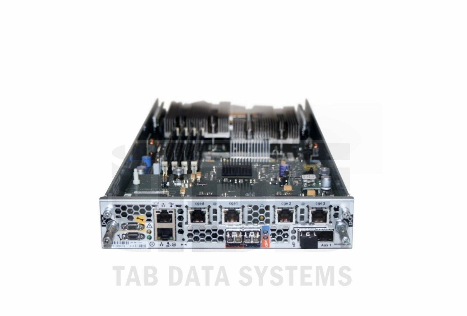 EMC Celerra 100-562-150 DATA MOVER (Blade) W/ 3 SFP TRANSCEIVERS