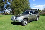 Nissan Patrol 2008 Dartmoor Glenelg Area Preview