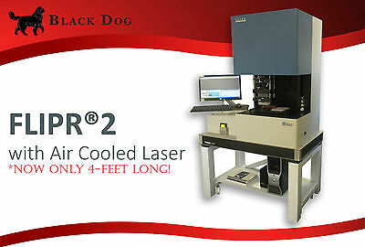 Molecular Devices FLIPR 2 - NOW WITH THE AIR-COOLED LASER