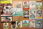 Goal Line Not Professionally Graded Football Trading Cards