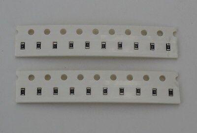 20pcs Smd Resistor 0603 1 0.1w Mixmatch Values 0 - 10m Ohm Usa Comb Ship