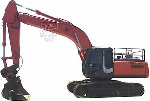 Hitachi Zaxis ZX350H-3, 35ton Excavator, Call 0477 97EMUS NQ Lissner Charters Towers Area Preview
