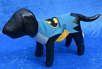 Halloween Dog Animal Pet Costume BATMAN Justice League Outfit Size LARGE NWT (Batman Dog Outfit)