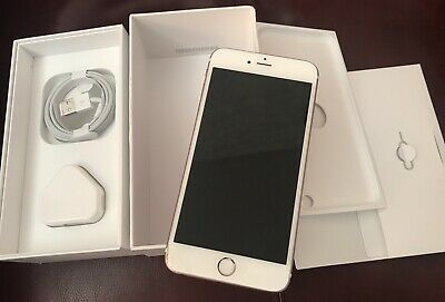 Apple iPhone 6s Plus 16GB in Rose Gold