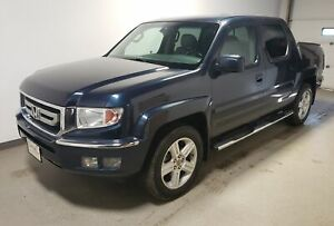 2011 Honda Ridgeline EX-L Sunroof|Htd Lther|Dual Climate|4WD|Low