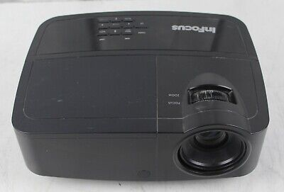 Infocus IN114a Projector HAS 3437 HOURS 3,000 ANSI Lumens HAS HDMI 1024x768 RES
