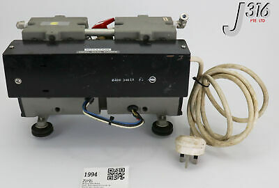 1994 Thomas Dual Seal Air Compressor Vacuum Pump 0200-36820 2607vs22-023