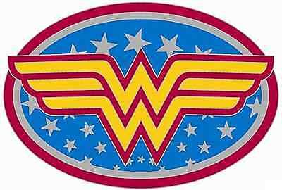 Wonder Woman Logo Iron On Transfer 5